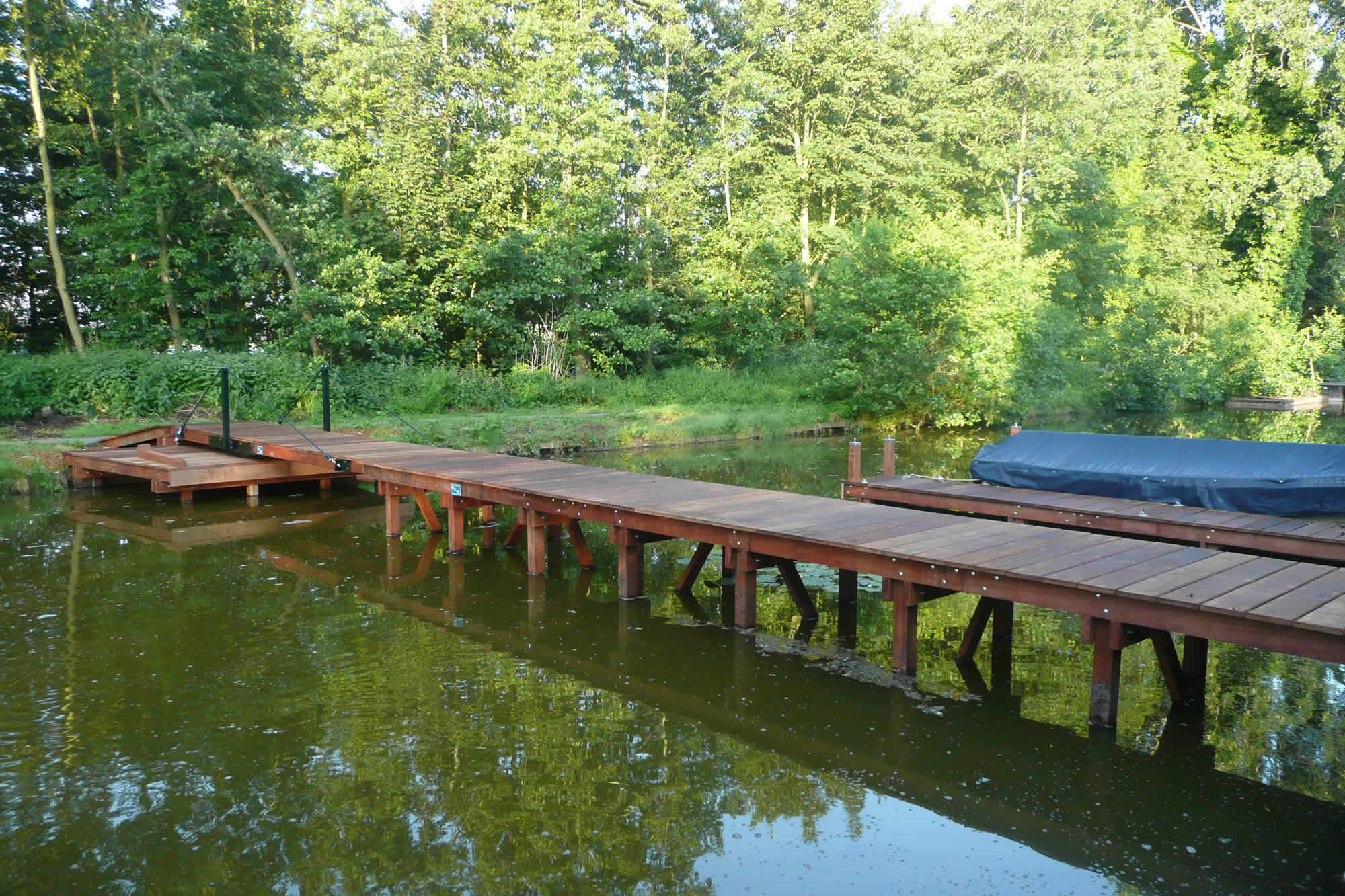 Draaibrug Reeuwijk