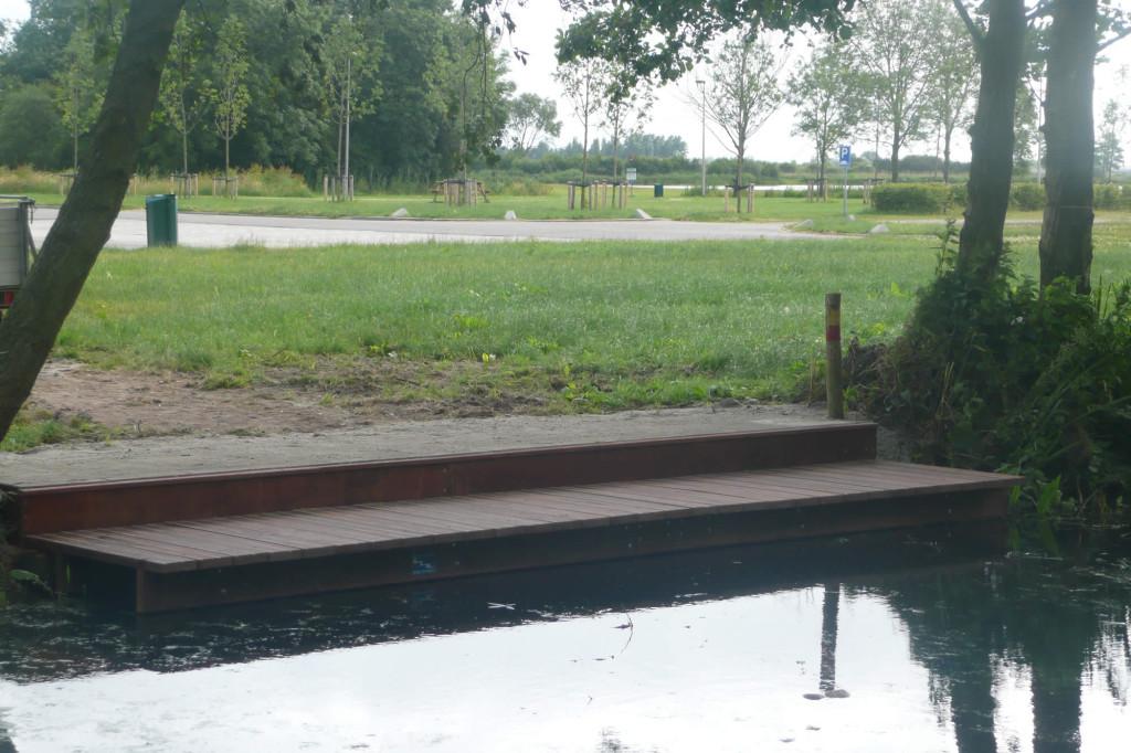 Kano overstapplaats voor gemeente Reeuwijk