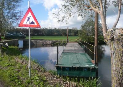noodbruggen verhuur
